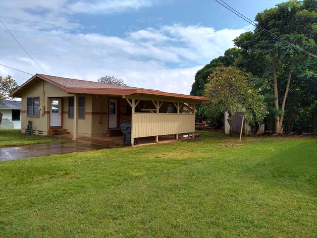 4645-A Haleilio Rd, Kapaa, HI 96746 (MLS #634249) :: Elite Pacific Properties