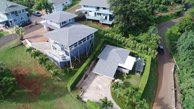4850 Lani Rd, Kapaa, HI 96746 (MLS #634325) :: Elite Pacific Properties