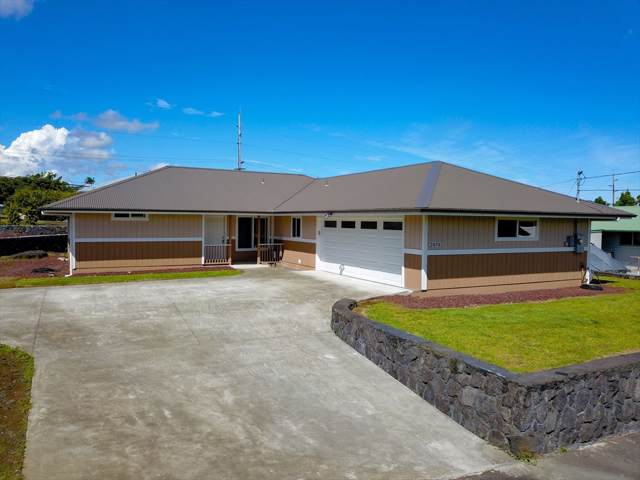 2076 Uhaloa Road, Hilo, HI 96720 (MLS #634343) :: Elite Pacific Properties