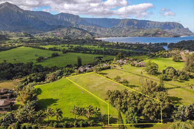 4901 Hanalei Plantation R, Princeville, HI 96722 (MLS #634409) :: Kauai Real Estate Group