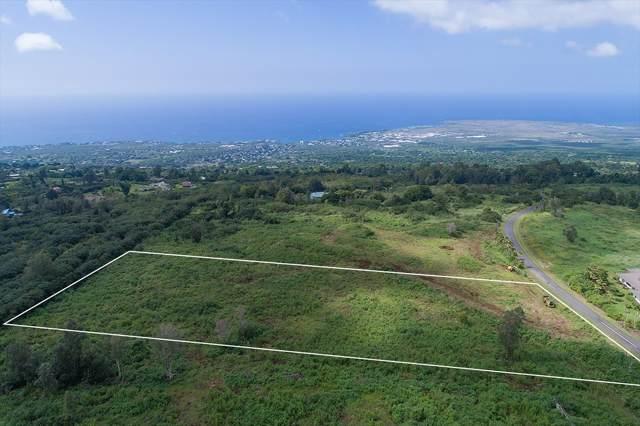 75-5470 Nalo Meli Dr, Holualoa, HI 96725 (MLS #634463) :: LUVA Real Estate