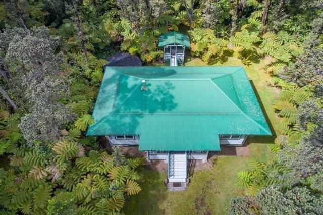 19-4140 Wright Rd, Volcano, HI 96785 (MLS #634496) :: Song Team | LUVA Real Estate
