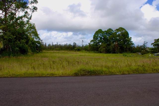 Orchid Land Dr, Keaau, HI 96760 (MLS #634499) :: Elite Pacific Properties