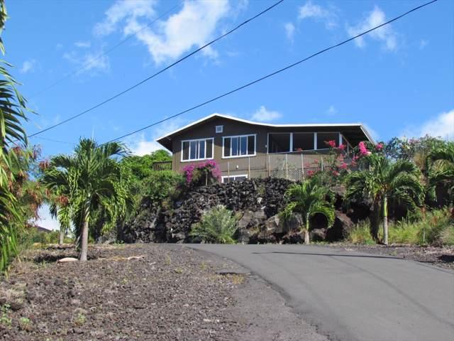 88-1540 Puhala Ave, Captain Cook, HI 96704 (MLS #634555) :: Elite Pacific Properties
