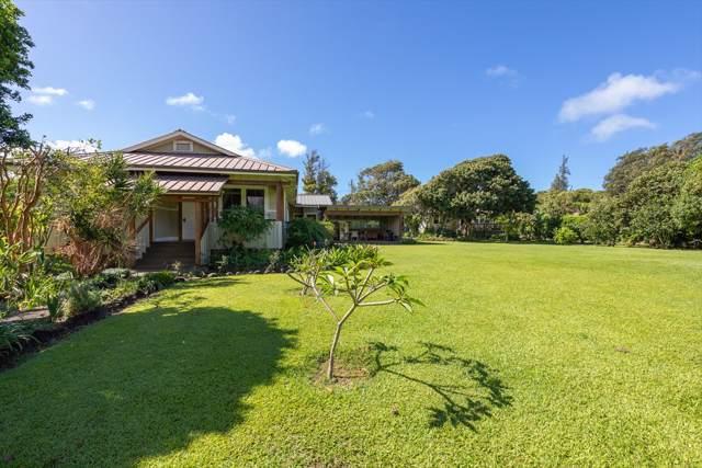 55-536 Hualua Rd, Hawi, HI 96719 (MLS #634570) :: Elite Pacific Properties