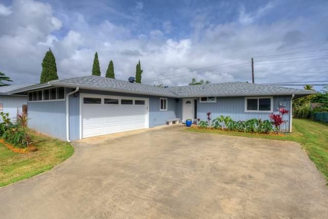 5870 Koali St, Kapaa, HI 96746 (MLS #634588) :: Kauai Exclusive Realty