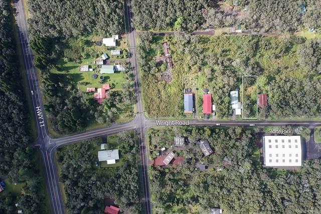 Wright Rd, Volcano, HI 96785 (MLS #634601) :: Song Team | LUVA Real Estate
