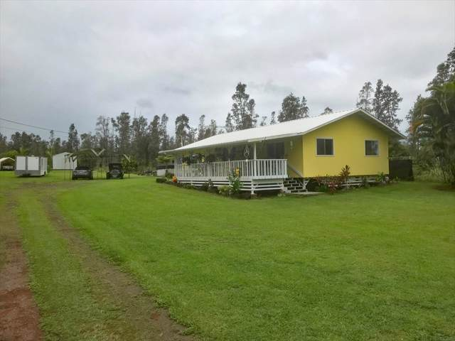 16-1034 40TH AVE, Keaau, HI 96760 (MLS #634608) :: Elite Pacific Properties