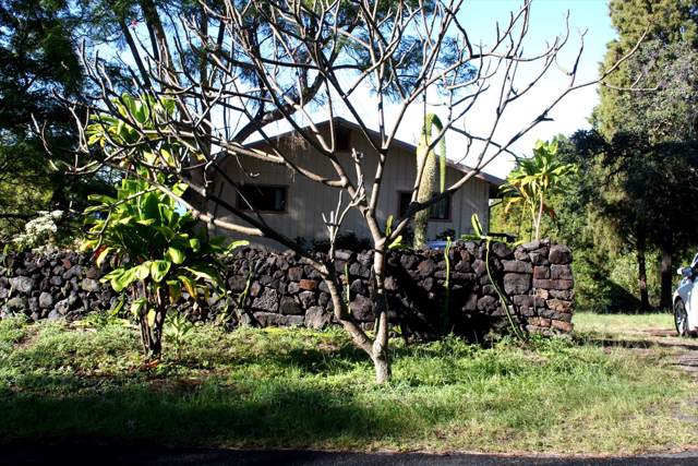92-8643 Tiki Ln, Ocean View, HI 96704 (MLS #634624) :: Elite Pacific Properties