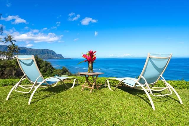 5300 Ka Haku Rd, Princeville, HI 96722 (MLS #634654) :: Kauai Exclusive Realty