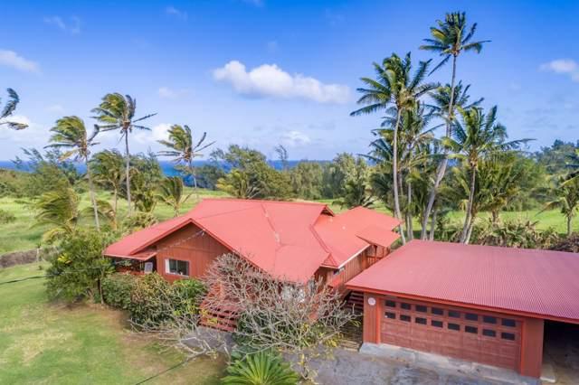 52-206 Bus Stop Rd, Kapaau, HI 96755 (MLS #634689) :: Elite Pacific Properties
