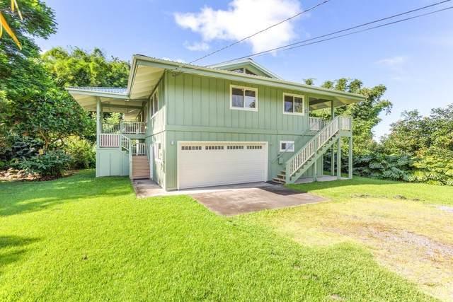 76-6027 Mamalahoa Hwy, Holualoa, HI 96725 (MLS #634703) :: LUVA Real Estate