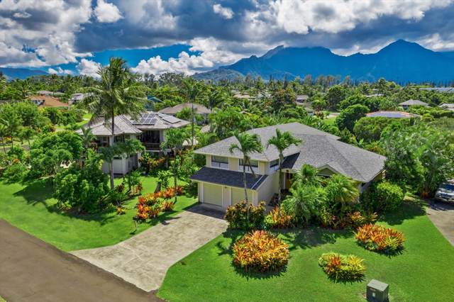 3584 Kaweonui Rd, Princeville, HI 96722 (MLS #634746) :: Kauai Real Estate Group