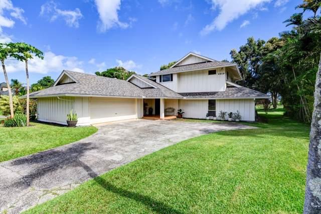 4919 Emmalani Drive, Princeville, HI 96722 (MLS #634766) :: Kauai Exclusive Realty