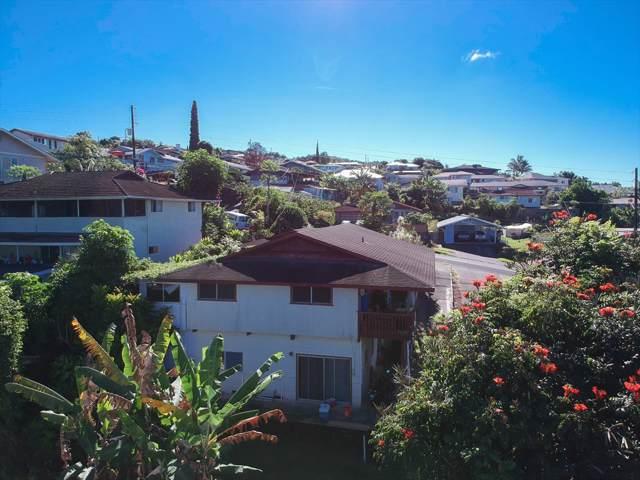 81-919 Halekii St, Kealakekua, HI 96750 (MLS #634793) :: Elite Pacific Properties