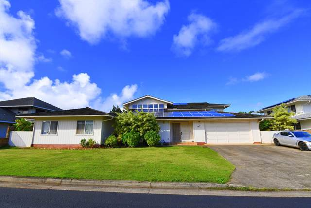 2615 Apapane St, Lihue, HI 96766 (MLS #634887) :: Kauai Real Estate Group