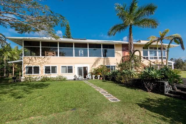 12-158 Kipuka St, Pahoa, HI 96778 (MLS #634957) :: Elite Pacific Properties