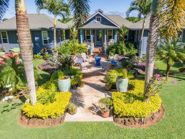 4331 Kapuna Rd, Kilauea, HI 96754 (MLS #635033) :: Elite Pacific Properties