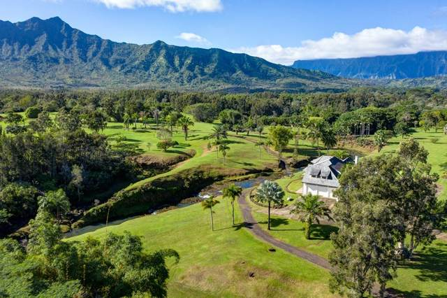 2818 Kamookoa Rd, Kilauea, HI 96754 (MLS #635040) :: Elite Pacific Properties