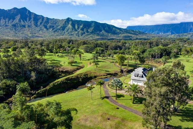2818 Kamookoa Rd, Kilauea, HI 96754 (MLS #635040) :: Steven Moody