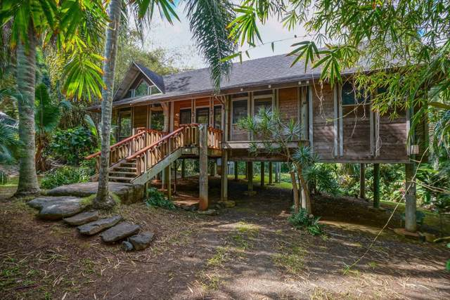 3610 Moloaa Rd, Anahola, HI 96703 (MLS #635053) :: Kauai Real Estate Group