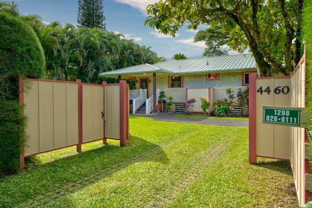 4460 Aku Rd, Hanalei, HI 96722 (MLS #635062) :: Kauai Real Estate Group