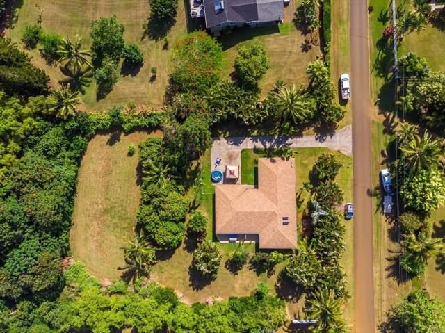 5949 Kini Pl, Kapaa, HI 96746 (MLS #635086) :: Kauai Exclusive Realty