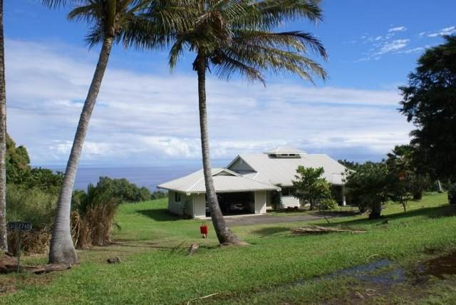 36-2740 Liloa Rd, Ookala, HI 96774 (MLS #635191) :: Elite Pacific Properties