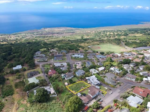 81-6635 Alalani St, Kealakekua, HI 96750 (MLS #635203) :: Elite Pacific Properties