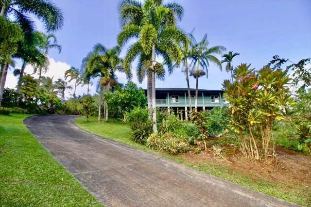 3900 Ahonui Pl, Princeville, HI 96722 (MLS #635237) :: Song Real Estate Team | LUVA Real Estate