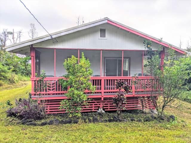 13-3563 Pomaikai St, Pahoa, HI 96778 (MLS #635294) :: Elite Pacific Properties