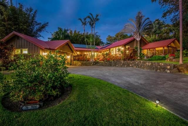 76-904 Hualalai Rd., Kailua-Kona, HI 96725 (MLS #635331) :: Elite Pacific Properties