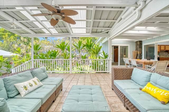 78-6627 Alii Dr, Kailua-Kona, HI 96740 (MLS #635373) :: Song Real Estate Team | LUVA Real Estate