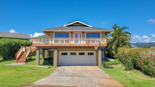 4333 Kai Ikena Dr, Kalaheo, HI 96741 (MLS #635445) :: Elite Pacific Properties