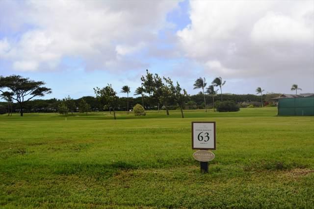 63 Mahua Street, Koloa, HI 96756 (MLS #635485) :: Kauai Exclusive Realty