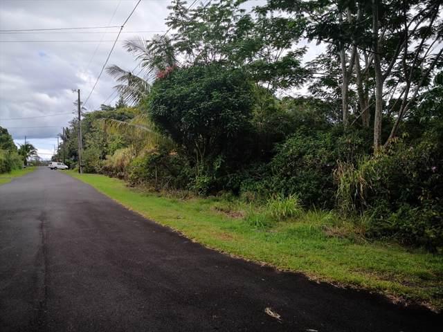 N Aholehole St, Pahoa, HI 96778 (MLS #635510) :: Song Real Estate Team | LUVA Real Estate