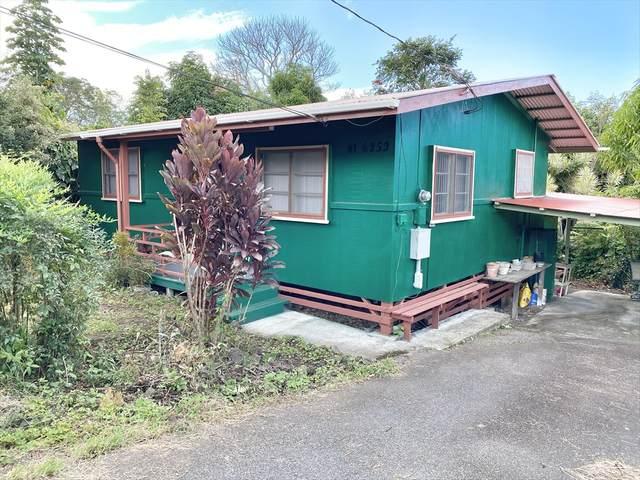 81-6253 Hind Dr, Captain Cook, HI 96704 (MLS #635555) :: Elite Pacific Properties