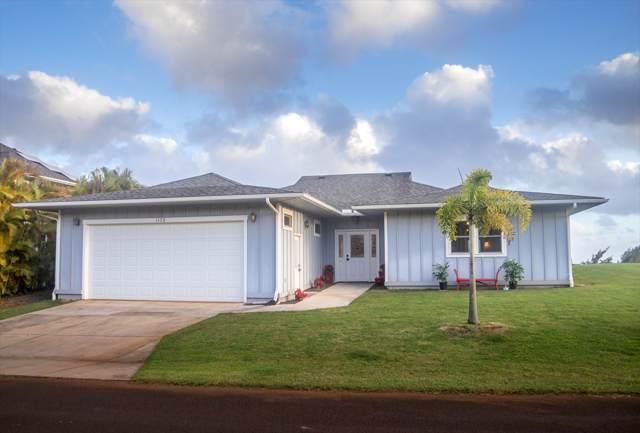 1173 Kaena St, Kalaheo, HI 96741 (MLS #635570) :: Elite Pacific Properties