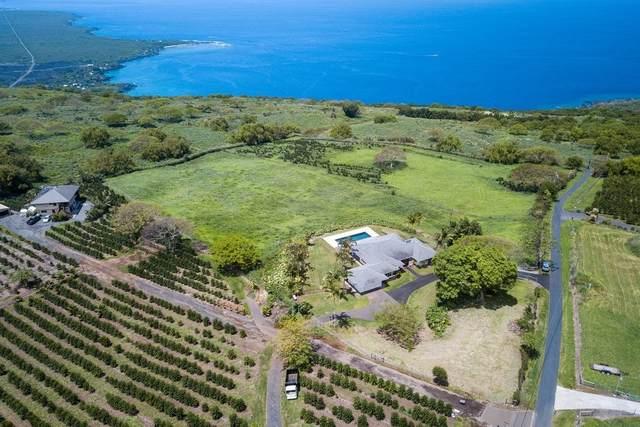 81-860 Makahiki Ln, Captain Cook, HI 96704 (MLS #635673) :: Elite Pacific Properties