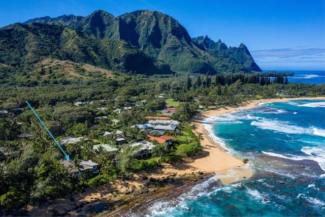 7324 Alealea Rd, Hanalei, HI 96714 (MLS #635712) :: Kauai Exclusive Realty