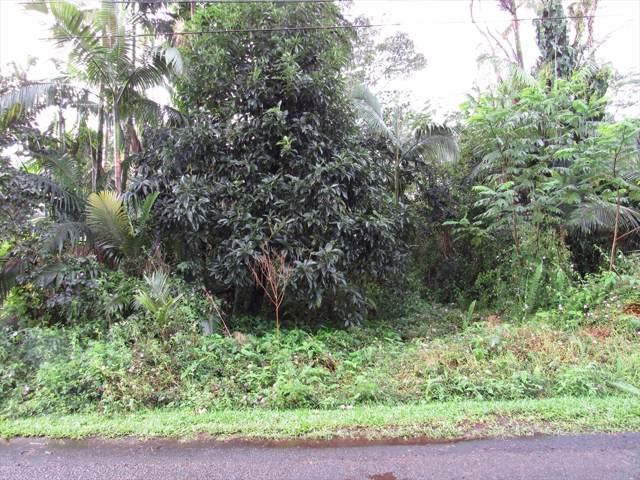 N Hinalea St, Pahoa, HI 96778 (MLS #635767) :: Song Real Estate Team | LUVA Real Estate