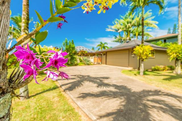 4892 Pepelani Lp, Princeville, HI 96722 (MLS #635788) :: Kauai Exclusive Realty