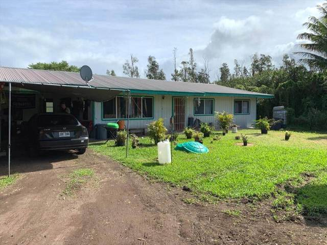 16-1561 35TH AVE, Keaau, HI 96760 (MLS #635851) :: Elite Pacific Properties