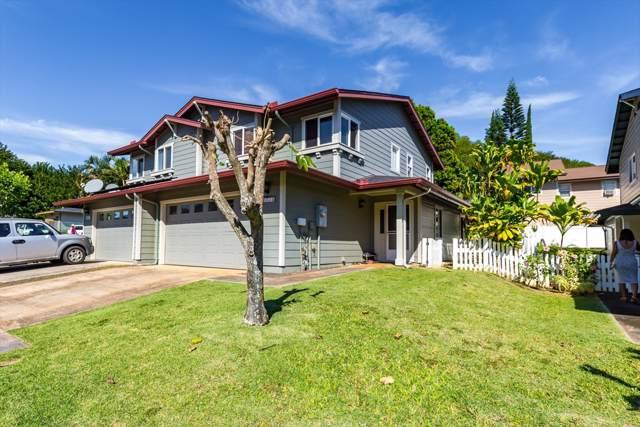2097-B Manawalea St, Lihue, HI 96766 (MLS #635914) :: Elite Pacific Properties