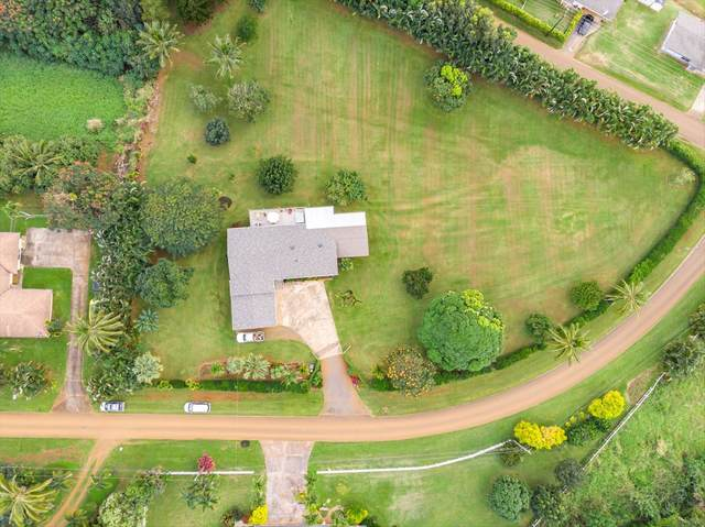 5965 Kini Pl, Kapaa, HI 96746 (MLS #636002) :: Kauai Exclusive Realty