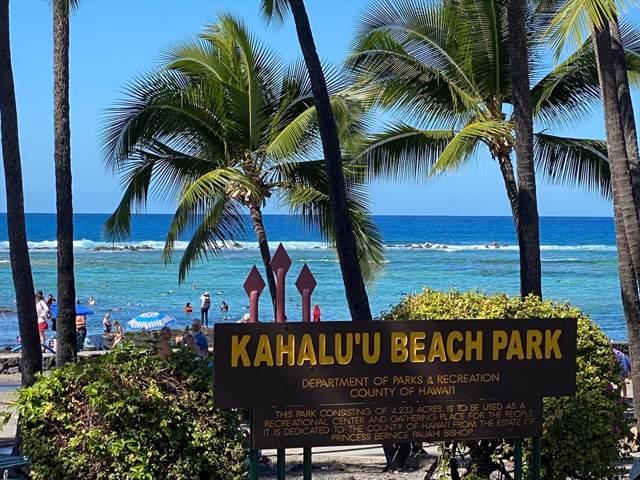 78-6721 Alii Dr, Kailua-Kona, HI 96740 (MLS #636107) :: Song Real Estate Team | LUVA Real Estate