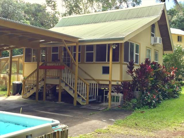 15-2064 12TH AVE, Keaau, HI 96749 (MLS #636121) :: Elite Pacific Properties