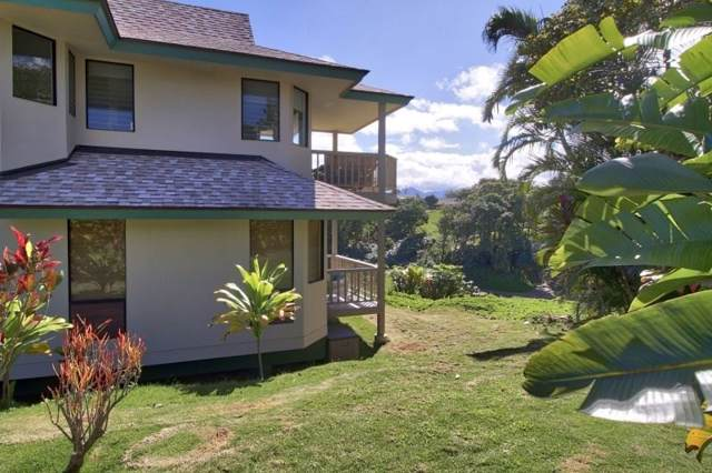 5451 Ka Haku Rd, Princeville, HI 96722 (MLS #636122) :: Kauai Real Estate Group