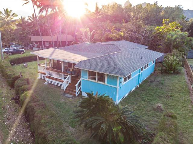 4689 Aliomanu Rd, Anahola, HI 96703 (MLS #636131) :: Team Lally