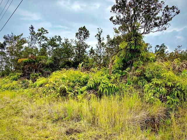 Volcano Road, Volcano, HI 96785 (MLS #636178) :: Song Team | LUVA Real Estate